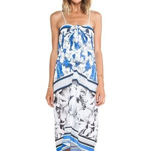 Clover Canyon NEW Marble Party Dress